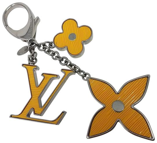 Preload https://img-static.tradesy.com/item/22083235/louis-vuitton-yellow-silver-epi-leather-fleur-d-epi-bag-charm-0-5-540-540.jpg