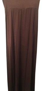 Zenana Outfitter Maxi Skirt taupe