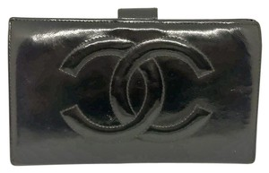 Chanel Chanel Timeless CC Portefeuille Kisslock Wallet