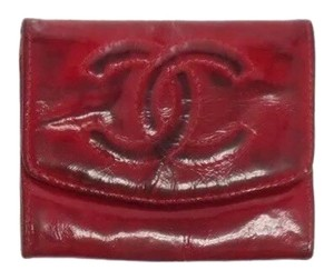 Chanel Chanel Timeless CC Card ID Change Purse Wallet