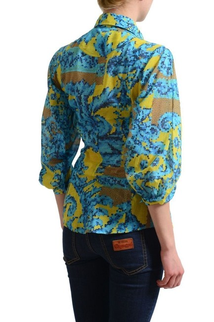 Versace Collection Top Multi-Color