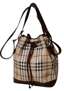 Burberry Bucket Shoulder Bag
