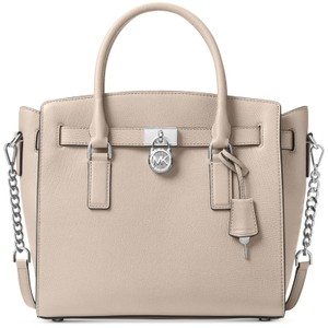 Michael Kors Satchel in cement