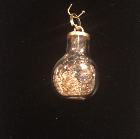 Unknown Glass Jar of Gold