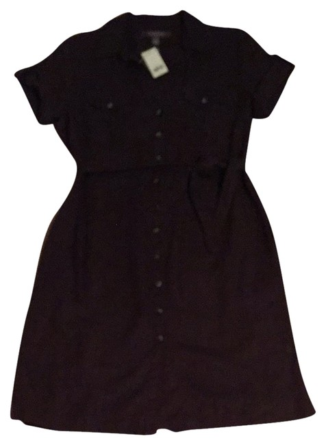 Preload https://item5.tradesy.com/images/forth-and-towne-brown-rn54023-short-casual-dress-size-12-l-2208514-0-0.jpg?width=400&height=650