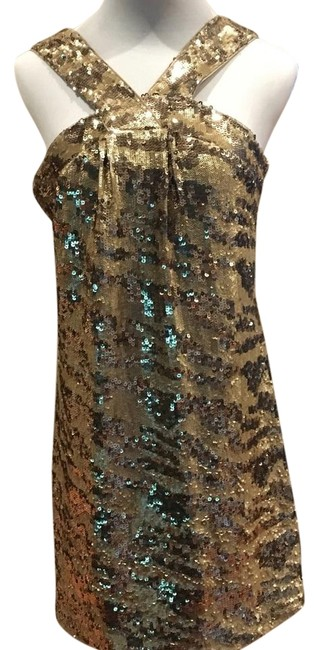 Preload https://img-static.tradesy.com/item/22085184/rachel-zoe-gold-sequin-mini-short-night-out-dress-size-8-m-0-1-650-650.jpg