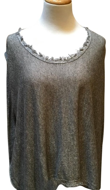 Preload https://img-static.tradesy.com/item/22085230/cut25-gray-sweater-0-1-650-650.jpg