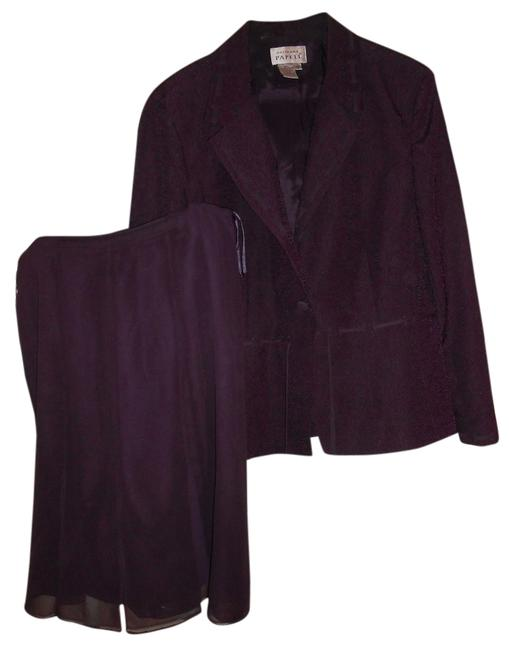 Adrianna Papell Vintage Carwash Skirt Suit
