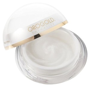 OROGOLD Cosmetics White Gold 24K Deep Moisturizer for Face from OROGOLD Cosmetics