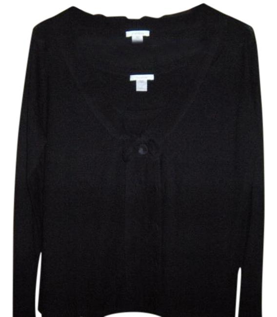 Preload https://img-static.tradesy.com/item/22086157/max-mara-black-twin-set-sweaterpullover-size-16-xl-plus-0x-0-1-650-650.jpg