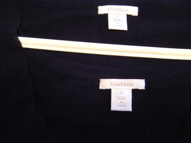 Max Mara Twin Set Silk Cashmere Sweater