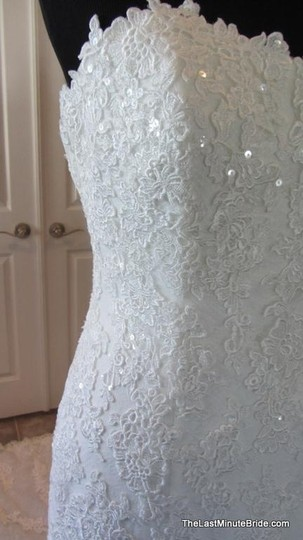 La Sposa Idalina Wedding Dress Size 00 (XXS)