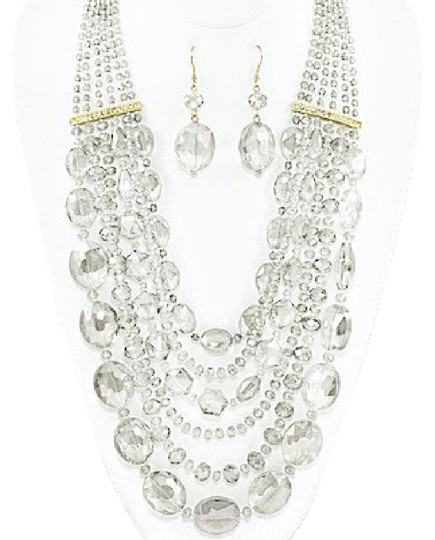 Preload https://img-static.tradesy.com/item/2208711/clear-gold-glass-bead-stones-crystal-accent-multistrand-necklace-0-2-540-540.jpg