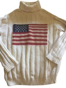 Ralph Lauren Vintage Cotton Ribbed Sweater