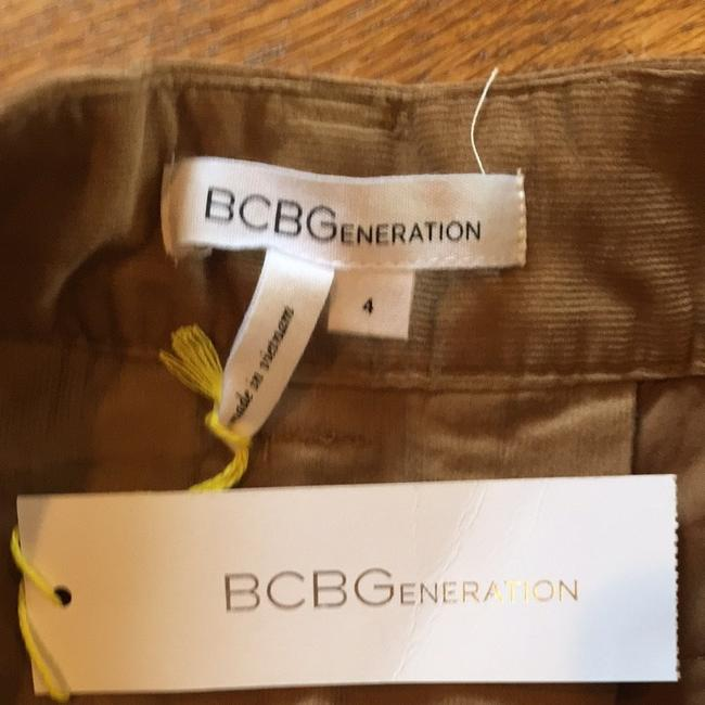BCBGeneration Skirt Tan
