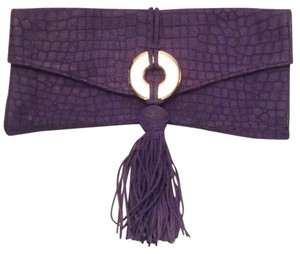 Alexis Hudson periwinkle Clutch