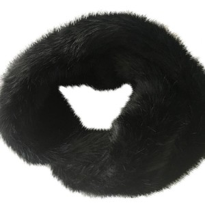 The Limited fur collar wrap