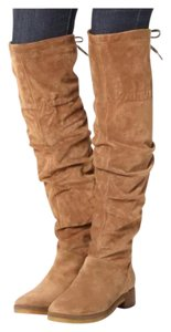 See by Chloé camel suede Boots