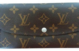 Louis Vuitton Louis Vuitton Emile Wallet