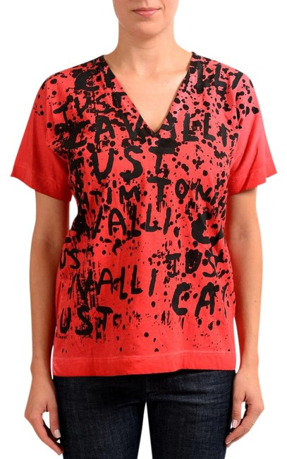 Item - Red V-7180 Tee Shirt Size 4 (S)