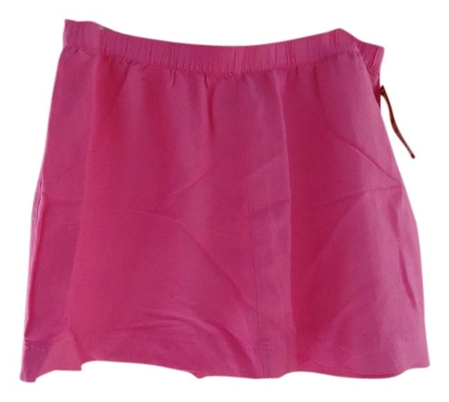 Preload https://img-static.tradesy.com/item/2209040/merona-hot-pink-linen-blend-short-new-with-tags-miniskirt-size-16-xl-plus-0x-0-0-650-650.jpg