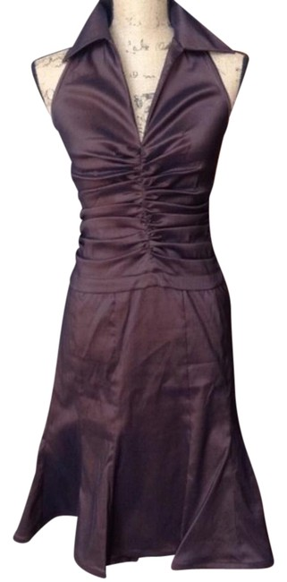 Preload https://item3.tradesy.com/images/tadashi-collection-dress-brown-22090872-0-1.jpg?width=400&height=650