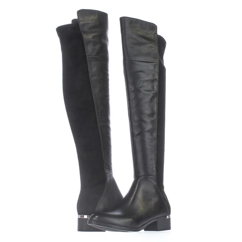 Black Rene The Over The Rene Knee Display Boots/Booties ba3bc3