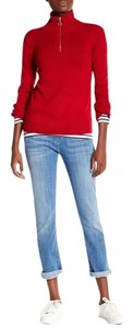 7 For All Mankind Girlfriend Skinny Relaxed Fit Jeans