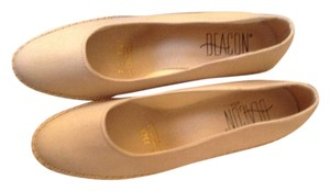 Beacon Reflections Sand-Beige Espadrille Wedges
