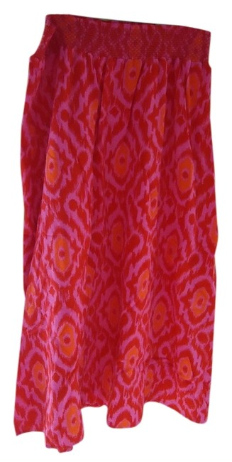 Preload https://img-static.tradesy.com/item/2209309/old-navy-hot-pinkorange-gauze-in-print-maxi-skirt-size-16-xl-plus-0x-0-0-650-650.jpg