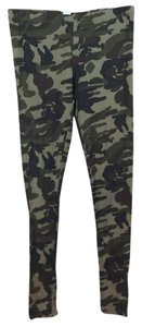 Zenana Outfitter Tights Style Camo Leggings