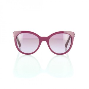 Chanel NEW Chanel 5315 Lego Le Boy Purple Pink Rounded Cat Eye Sunglasses