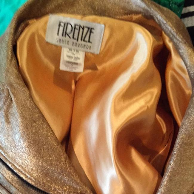 Firenze Gold Jacket