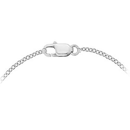 Marco B Diamonds By The Yard Necklace in 14K White Gold Bezel Set 0.15 CaratTD Image 2