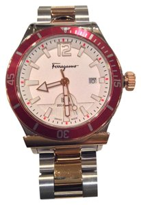 Salvatore Ferragamo Salvatore Ferragamo 1898 Sport Date Watch PRICE REDUCED