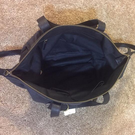 Lucky Brand Tote in Black Image 3