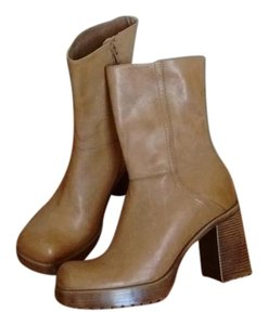 Steve Madden Ankle Leather Boots