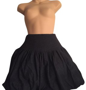 Rugby Ralph Lauren Mini Skirt charcoal gray