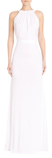 Preload https://img-static.tradesy.com/item/22096040/emilio-pucci-white-jersey-halter-gown-long-formal-dress-size-8-m-0-1-650-650.jpg