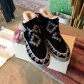 Kim & Ozzie Native Booties black, red, white Boots Image 1