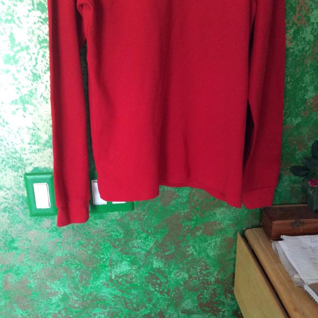 Cure Thermal Red Deer Shirt Sweater Image 6