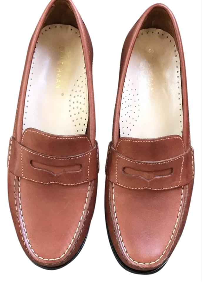 womens Cole Haan Brown W02707 production Flats Qualified production W02707 48d008