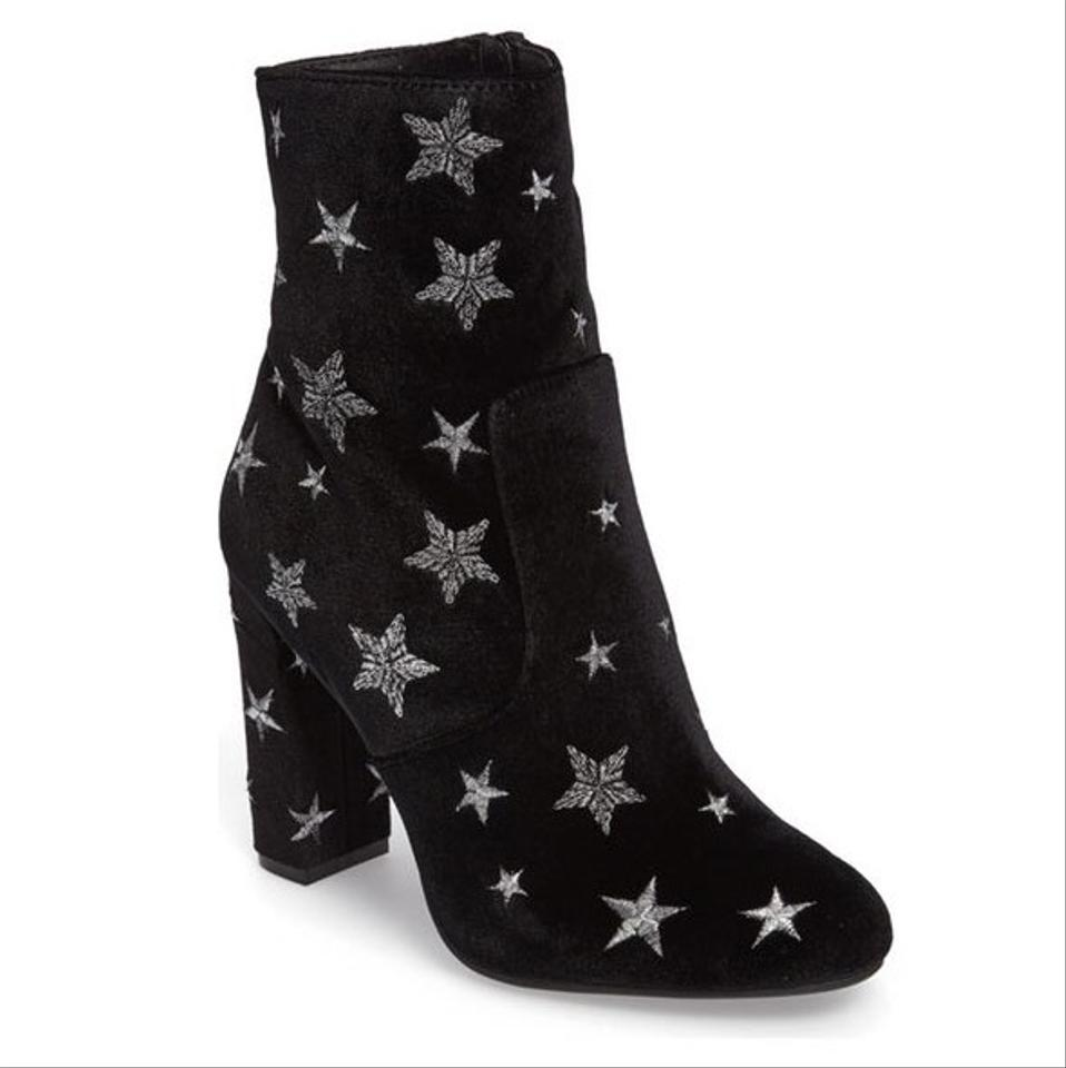 Star Madden RegularmB Black Bootsbooties 6 Steve Size Us Velvet dBQCxhtsr