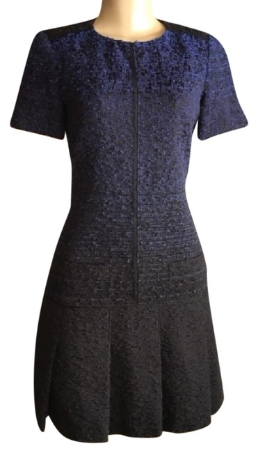 Preload https://img-static.tradesy.com/item/22096850/proenza-schouler-black-and-navy-blue-124081-short-formal-dress-size-4-s-0-1-650-650.jpg