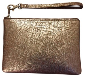 Fossil Wristlet in Metallic