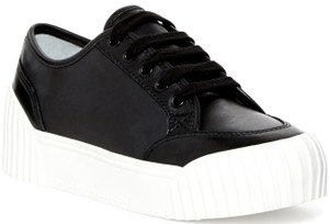 Marc by Marc Jacobs Riley Lowtop Lace-up Black Platforms