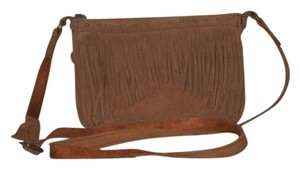 Minnetonka Fringe Small Small Studs Cross Body Bag