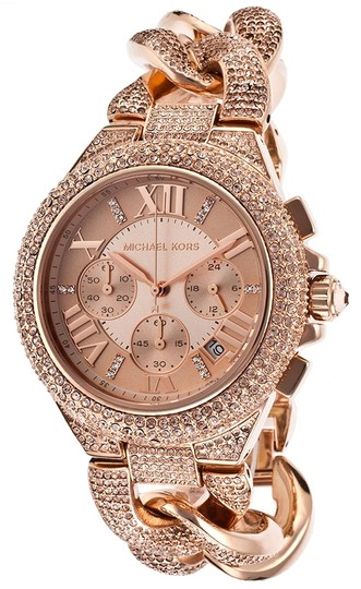 Michael Kors New With Tags Michael Kors MK3196 Camile Watch