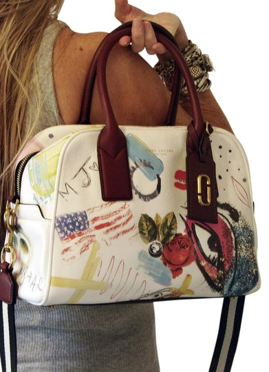 Marc Jacobs Satchel in Multi Image 1