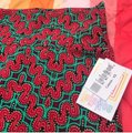 LuLaRoe Skirt Red/Green/Purple Image 1
